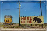 ROUTE 66 - Here it is