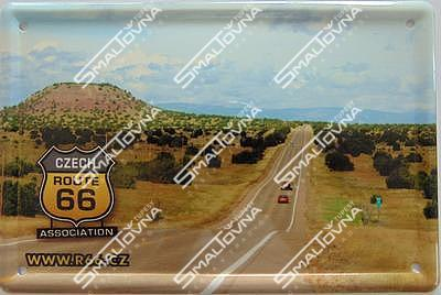 ROUTE 66 - Direction Santa Fe