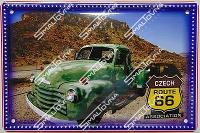 ROUTE 66 - Old truck